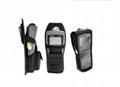 我司是工业PDA包装方案解决商:对工业PDA皮套_RFID读写器保护套_RFID手持机保护套_数据采集器布套_盘点机保护套皮套等包装有深入的研究,欢迎PDA制作商、运营商合作开发精致实用的产品包装,让您的产品增值。