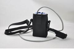 深圳仪器皮套定制 防水便携腰挂温度传感器保护套 仪器皮套定做