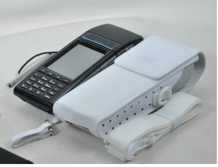 深圳仪器皮套定制 防水便携腰挂温度传感器保护套 仪器皮套定做 2