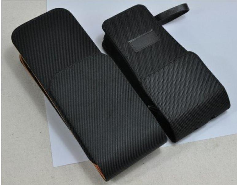 深圳仪器皮套定制 防水便携腰挂温度传感器保护套 仪器皮套定做 6