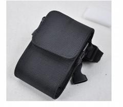 定製無線盤點機pu套 手持刷卡保護 移動終端數據採集器保護皮套