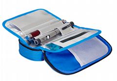 血糖儀布袋定做 防水醫用儀器收納工具包 血糖測試儀收納布袋