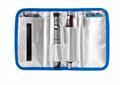 血糖儀布袋定做 防水醫用儀器收納工具包 血糖測試儀收納布袋 3