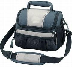 牛津尼龙布温度测量仪袋 收纳袋 便携挂腰多功能扫描枪仪器包