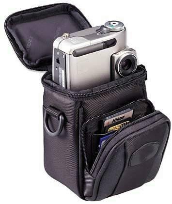 牛津尼龙布温度测量仪袋 收纳袋 便携挂腰多功能扫描枪仪器包 3