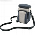 牛津尼龙布温度测量仪袋 收纳袋 便携挂腰多功能扫描枪仪器包 4