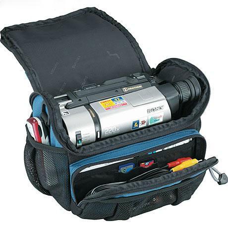 牛津尼龙布温度测量仪袋 收纳袋 便携挂腰多功能扫描枪仪器包 5