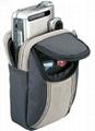 牛津尼龙布温度测量仪袋 收纳袋 便携挂腰多功能扫描枪仪器包 6