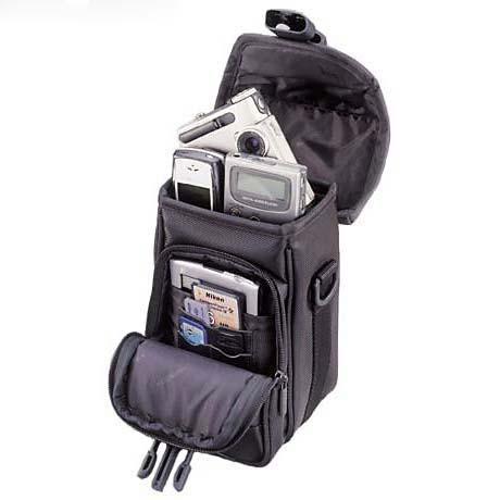 牛津尼龙布温度测量仪袋 收纳袋 便携挂腰多功能扫描枪仪器包 7
