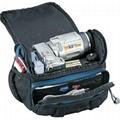 牛津尼龍布溫度測量儀袋 收納袋 便攜挂腰多功能掃描槍儀器包