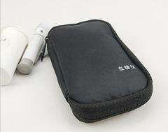血糖儀牛津布袋 防塵便攜血糖儀包 DexcomG6動態血糖儀收納包