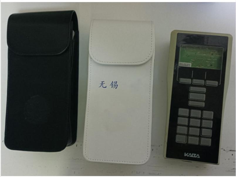 PDA采集器皮套 手持便携式仪器套 手持PDA热敏标签打印机包 3
