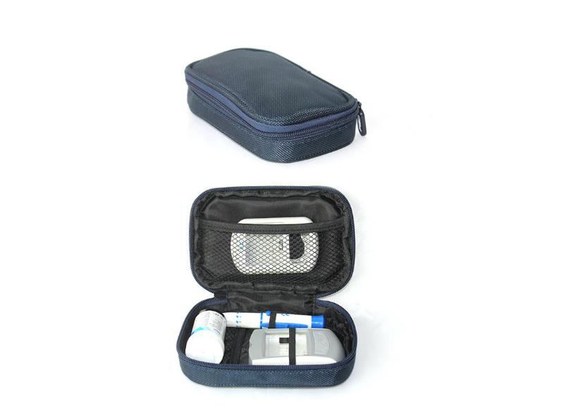 定制血糖仪保护套 工具袋收纳包 医疗检测仪器皮套 5