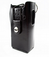 適用摩托羅拉對講機皮套 GP系列PTX760加硬保護套