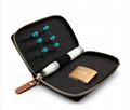 适用于美敦力仪器套 定做血糖仪套 防摔检测仪通用皮套