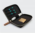 适用于美敦力仪器套 定做血糖仪套 防摔检测仪通用皮套  3
