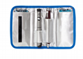 适用于美敦力仪器套 定做血糖仪套 防摔检测仪通用皮套  4