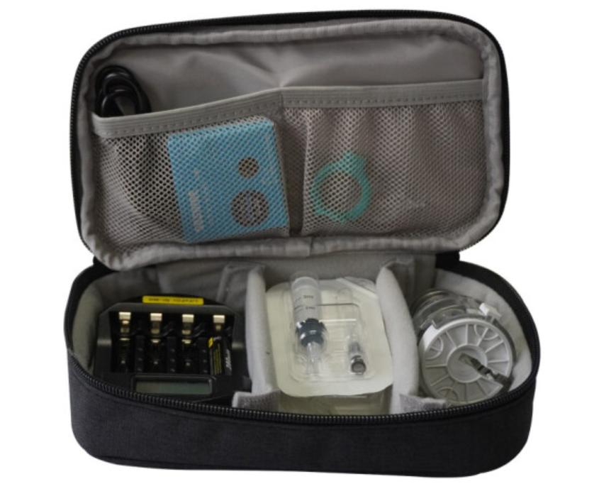 定做仪器套 防划伤医疗产品保护套 挂腰穿腰式血糖仪皮套 8