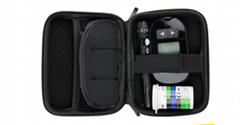通用血糖儀保護袋 防塵便攜血糖儀包 醫療儀器收納包