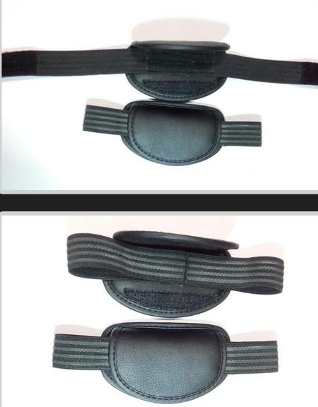 ¥3.50 手持机仪器手腕带 快递扫描仪腕带厂家专业定制手腕带