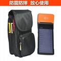 采集器皮套 pu便携式仪器皮套保护套 东莞皮套厂家定制