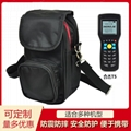 ¥15.00 溫度傳感器皮套 肩帶腰挂手持儀器套 定製移動終端數據採集器皮套 東莞市