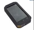 ¥39.00 PDA皮套 手持机皮套 厂家加工定制肩带防摔手持数据采集器保护套