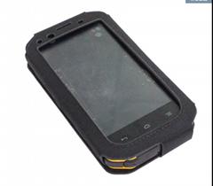 POS機保護套 肩帶數據採集器尼龍布套 快遞物流手持終端機PDA皮套