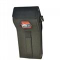 POS机保护套 肩带数据采集器尼龙布套 快递物流手持终端机PDA皮套 6