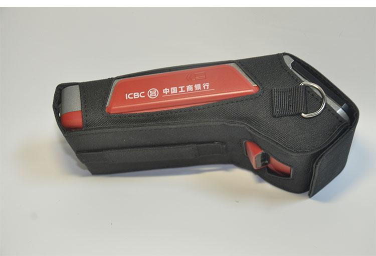 POS机保护套 肩带数据采集器尼龙布套 快递物流手持终端机PDA皮套 10