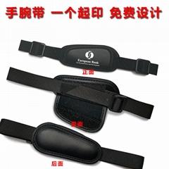 POS带机手腕 pda手持机腕带 移动数据采集终端手腕带