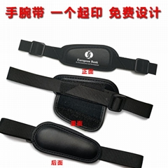 POS帶機手腕 pda手持機腕帶 移動數據採集終端手腕帶