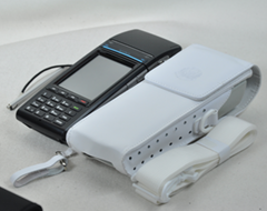 PDA移动执法终端皮套 RFID天燃气石化电力NFC巡检扫描保护套