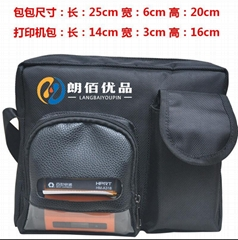 快麦ERP标签机背包 电商ERP盘点打印机包 网店ERP电子面单打单机包
