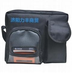 标签打印机背包 商用标签机腰包热敏感标签打印机包
