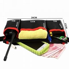 4S店销售专用腰包 多功能酒吧KTV服务员工具腰包对讲机腰包 定做