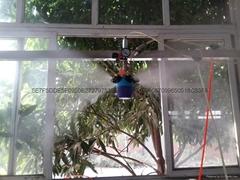气水混合加湿机