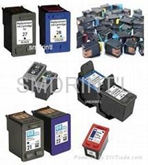 Empty Inkjet Cartridges