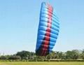 4sqm-10sqm snow kite  4 line  land kite