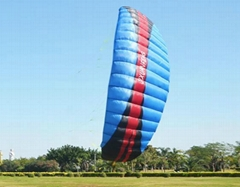 4sqm-10sqm snow kite  4 line  land kite