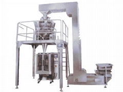 Automatic powder packaging machine, milk powder packaging machine