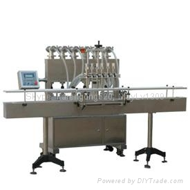 linear type liquid filling machine dt xunjie china manufacturer packaging related. Black Bedroom Furniture Sets. Home Design Ideas