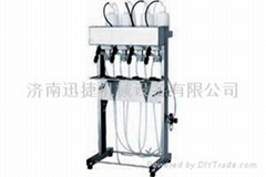 Semi-Automatic Vacuum Filling Machine