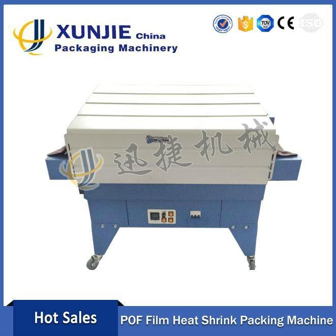 Jet Shrink Packaging Machine 4525 (for tableware) 1