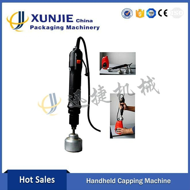Electric Capping Machine 1