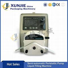 Peristaltic Pump-style Semi-automatic
