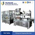 Sesame Oil Automatic Filling Machine