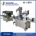 Automatic Soybean Oil Filling Line 1