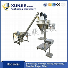 Semi-automatic Bag Packaging Machine
