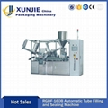 Shoe Polish Filling and Sealing Machine
